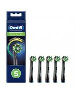 Oral-b Crossaction Vaihtoharja Cleanmaximiser 5 Kpl