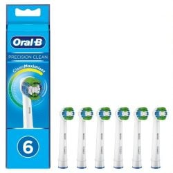 Oral-b Precision Clean Vaihtoharja Cleanmaximiser 6 Kpl