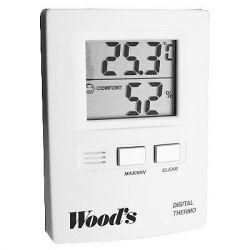 Woods P-cv8005 Kosteusmittari