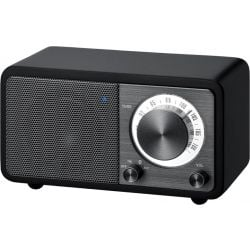 Sangean Wr7 Genuine Mini Black