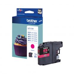 Brother Lc123m Magenta Muste-
