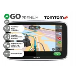 Tomtom Go 6 Premium World