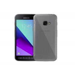 Läpinäkyvä Silikonisuoja Galaxy Xcover4