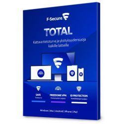 F-secure Total (2 Year 3 Dev.)