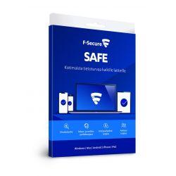 F-secure Safe 1y/3dev + 4kk