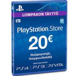 Playstation Network 20 Eur Kortti