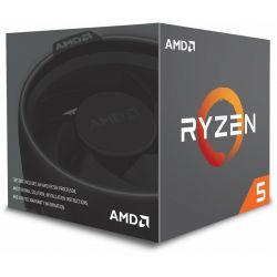 Amd Ryzen 5 2600 Am4 6c/12t 3.