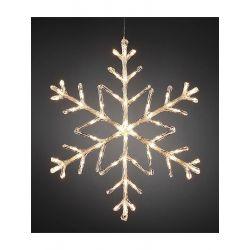 Konstsmide Snowflake Koristevalaisin