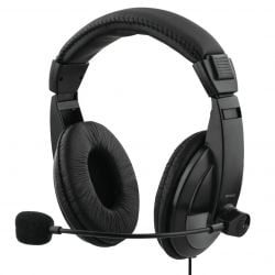 Deltaco Hl-57 Kuulokemikrofoni