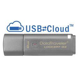 Kingston Datatr Locker+ G3/8gb