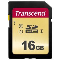 Transcend 16gb Uhs-i U1 Sd-