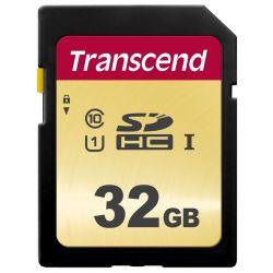 Transcend 32gb Uhs-i U1 Sd-