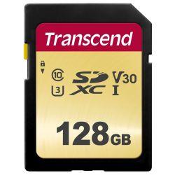 Transcend 128gb Uhs-i U3 Sd-