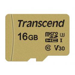 Transcend 16gb Microsd Uhs-i