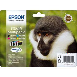 Epson T0895 Quad Pack Väri-