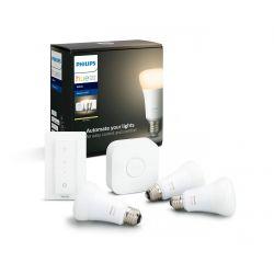 Philips Hue White 3*e27 Bulb +