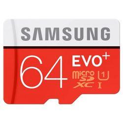 Samsung 64gb Micro Sd Evo+ Muistikortti