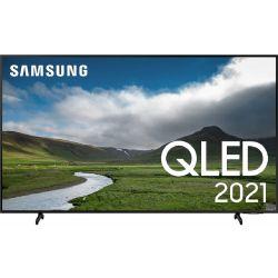 """Samsung Qe75q60aau 75"""" 4k Qled-tv"""