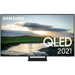 "Samsung Qe55q70aat 55"" 4k Qled-tv"