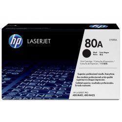 Hp 80a Black Print Cartridge