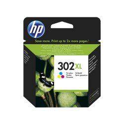 Hp No302xl Color Ink Cartridge