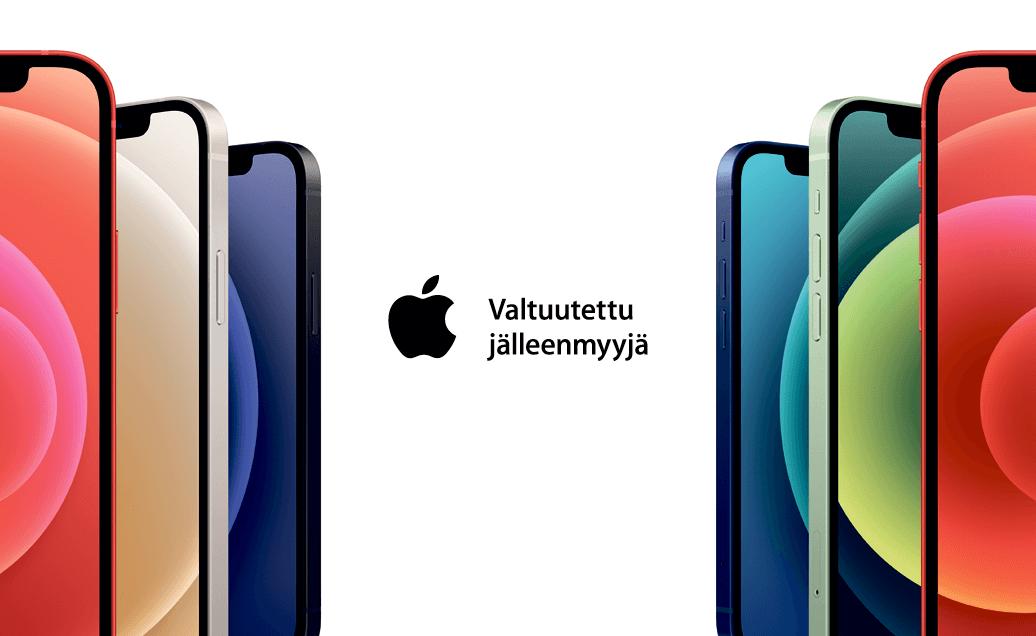 Veikon Kone - Applen valtuutettu jälleenmyyjä