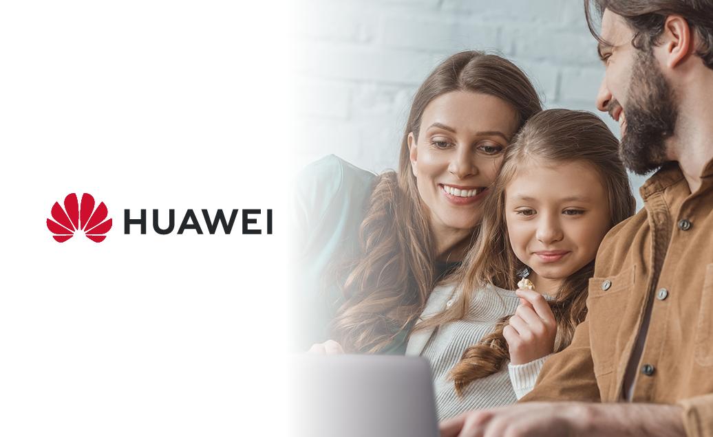 Huawei - älylaitteiden johtava kansainvälinen toimittaja